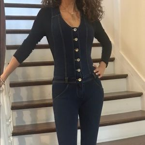 Stunning Freddy Jean dungarees NWOT